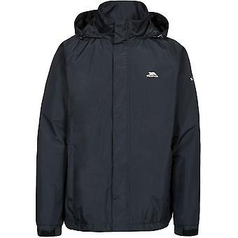 Traspaso Mens Nabro II lluvia a prueba de viento impermeable Shell chaqueta
