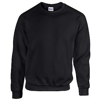 Gildan 50/50 volwassene bemanning hals Super Soft Plain Sweatshirt