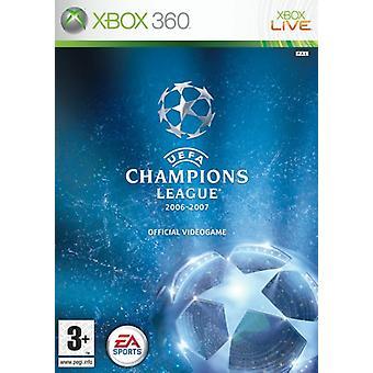 UEFA Champions League 2007 (Xbox 360) - Neu