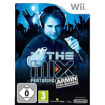 Armin skåpbil Buuren-i blandningen (Wii)-Fabriksförseglat