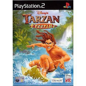 Tarzan Freeride (PS2) - As New
