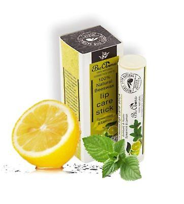 Beeswax lip care stick spearmint-lemon 5ml