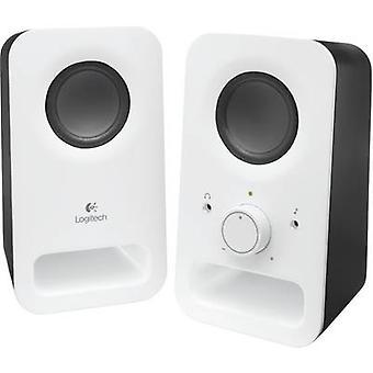 Logitech Z150 2.0 PC speaker Corded 3 W White