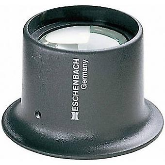 Eschenbach 1124110 Watchmakers eyeglass Magnification: 10 x Lens size: (Ø) 25 mm Anthracite