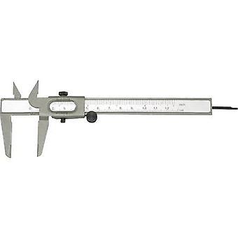 Calibrador de bolsillo T3451 C.K. 125 mm