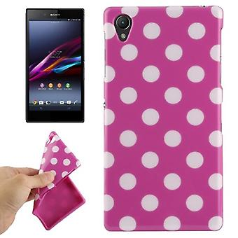 Protective case for mobile phone Sony Xperia Z1