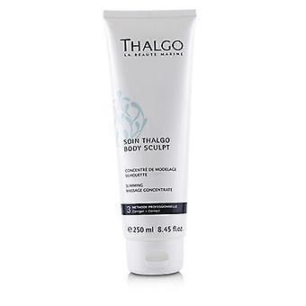 Thalgo bantning massage koncentrat (Salon Product)-250ml/8.45 oz