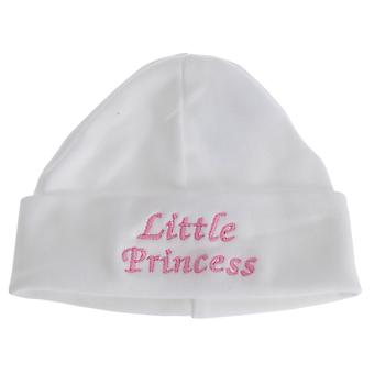 Universal Textiles Baby Girls Little Princess Hat