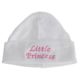 Universal Textiles Baby Girls Little Princess Chapeau