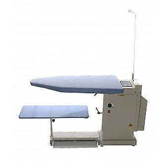 Pressmaster Turbo Vacuum and Heated Extra Wide Ironing Table for Industrial Use