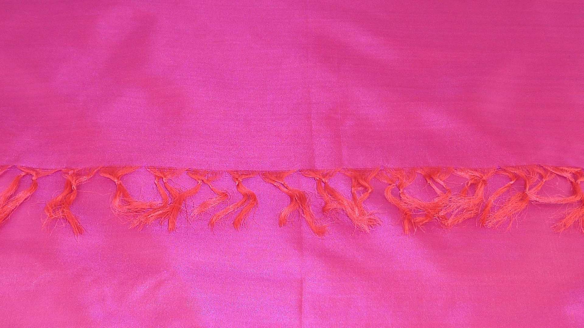 Varanasi Silk Long Scarf Heritage Range Naresh 5 by Pashmina & Silk