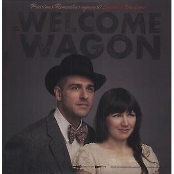 Welcome Wagon - Precious Remedies Against Satan's Device [Vinyl] USA import