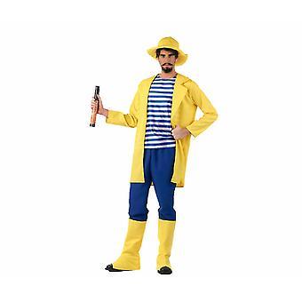 Costume de M. Fischer costume otarie à fourrure pêche loisirs masculine