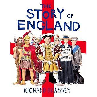 Tarina England on Richard Brassey - 9781444014952 kirja