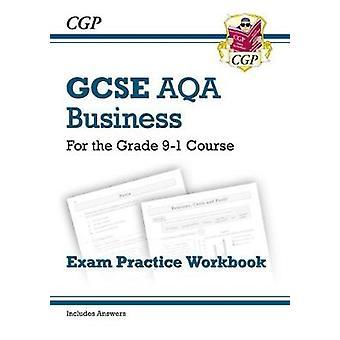 Nye GCSE Business AQA eksamen praksis arbeidsboken - Grade 9-1 Cour