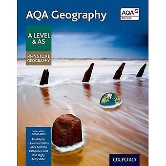 AQA geografia A nível & AS: livro de estudante de geografia física