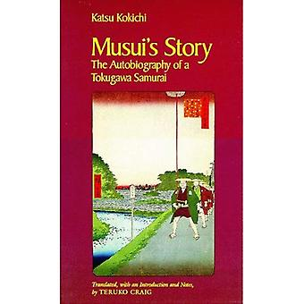 Storia di Musui: autobiografia di un Samurai di Tokugawa
