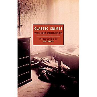 Classic Crimes (New York Review Books