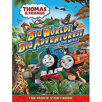Thomas & Friends: Big World! Big Adventures! Movie Storybook