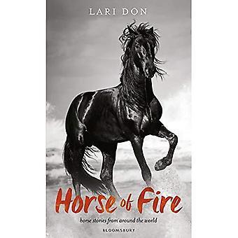 O cavalo de fogo: histórias de todo o mundo do cavalo