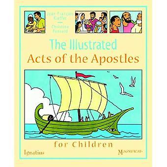 Den illustrerade Apostlagärningarna för barn