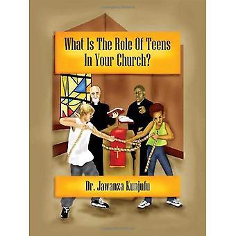 Hva er rollen til tenåringene i kirken?