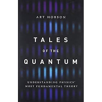 Contes du Quantum: théorie plus fondamentale de compréhension physique