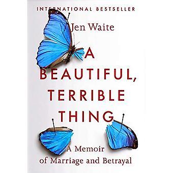 En vacker, fruktansvärda sak: En memoar av äktenskap och svek