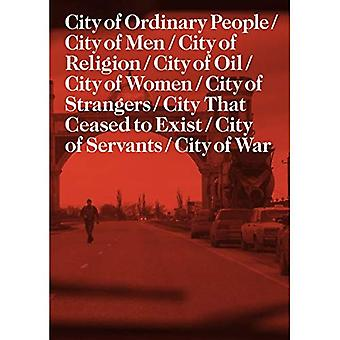 Groznyj: Nio städer