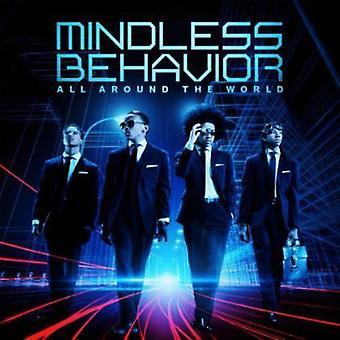 Mindless Behavior - All Around the World [CD] USA import