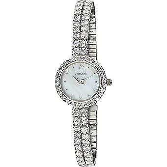Accurist Quartz analogue watch with stainless steel strap LB 1791.01
