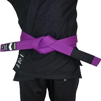 Hyperfly Deluxe BJJ Gi cinturón púrpura
