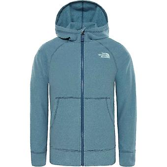 North Face pojkens Glacier Full Zip Hoodie XL +