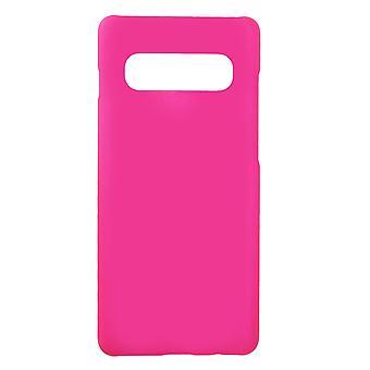 Samsung Galaxy S10 - guscio in plastica dura-Rose