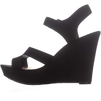 Amerikanska Rag Womens Rochelle öppen tå Casual plattform sandaler