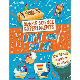 Expériences simples - lumière et sonore par Chris Oxlade - 9781786