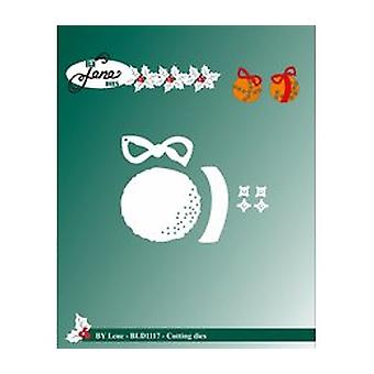 By Lene Cutting & Embossing Dies Clementines