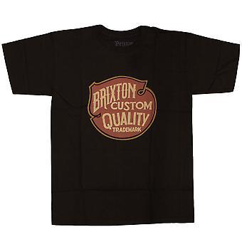 Brixton Roy T-Shirt Black