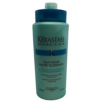 Kerastase Dermo-Calm Bain Riche Haute Tolerance Sensitive Scalp & Dry Hair 34 oz