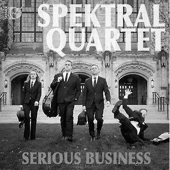 Serious Business [Blu-ray] USA import