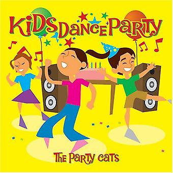 Party Cats - Kids Dance Party [CD] USA import
