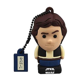 Star Wars Han Solo USB geheugen stick 16GB
