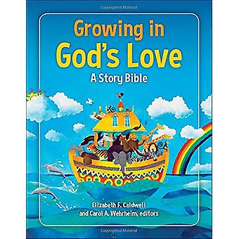 Growing in God's Love - A Story Bible by Elizabeth Caldwell - 97806642