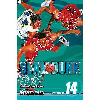 Slam Dunk - Volume 14 - The Best by Takehiko Inoue - Takehiko Inoue -