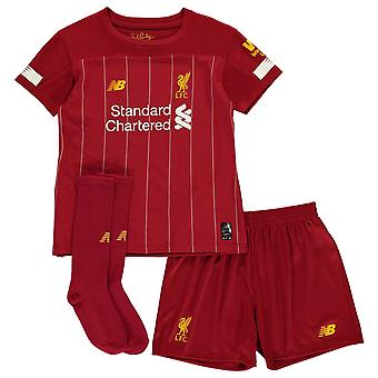 New Balance kinderen Liverpool Home Mini Kit 2019 2020