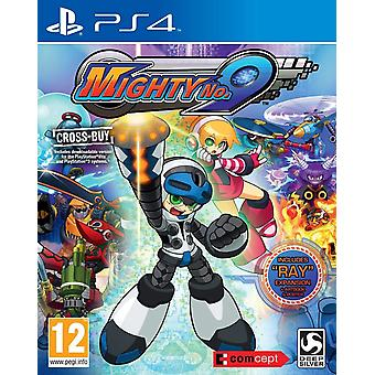 Mighty No.9 + Ray Expansion Inc Cross-Buy PSVT-PS3 Downloadable version PS4 Game