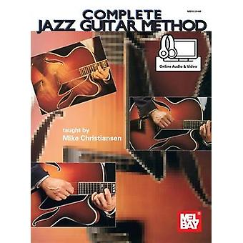 Complete Jazz Guitar Method by Mike Christiansen - 9780786691784 Book