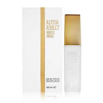 Alyssa Ashley Weiß MUSK EDT 100ML