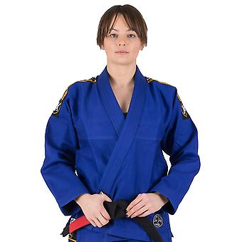 Tatamis Fightwear Nova Mesdames absolues BJJ Gi bleu