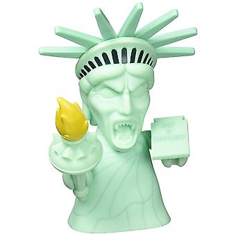"Doctor Who Titans 8"" Statue of Liberty Angel Vinyl Statue"